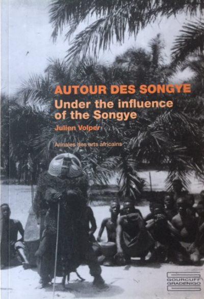 Julien Volper . Autour Des Songye