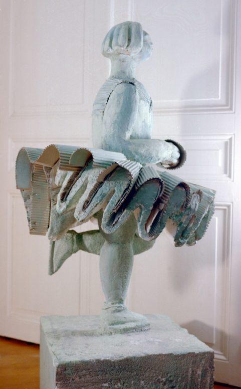 La fuite bronze . 2000