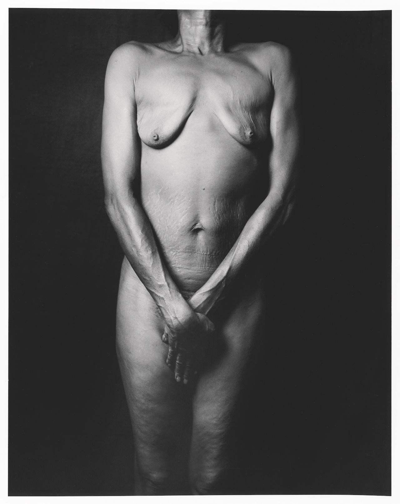 Venus 26 tirage argentique noir et blanc 2008